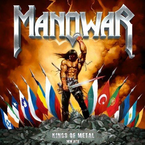 Manowar - Kings of Metal MMXIV [Silver Edition] - Zortam Music