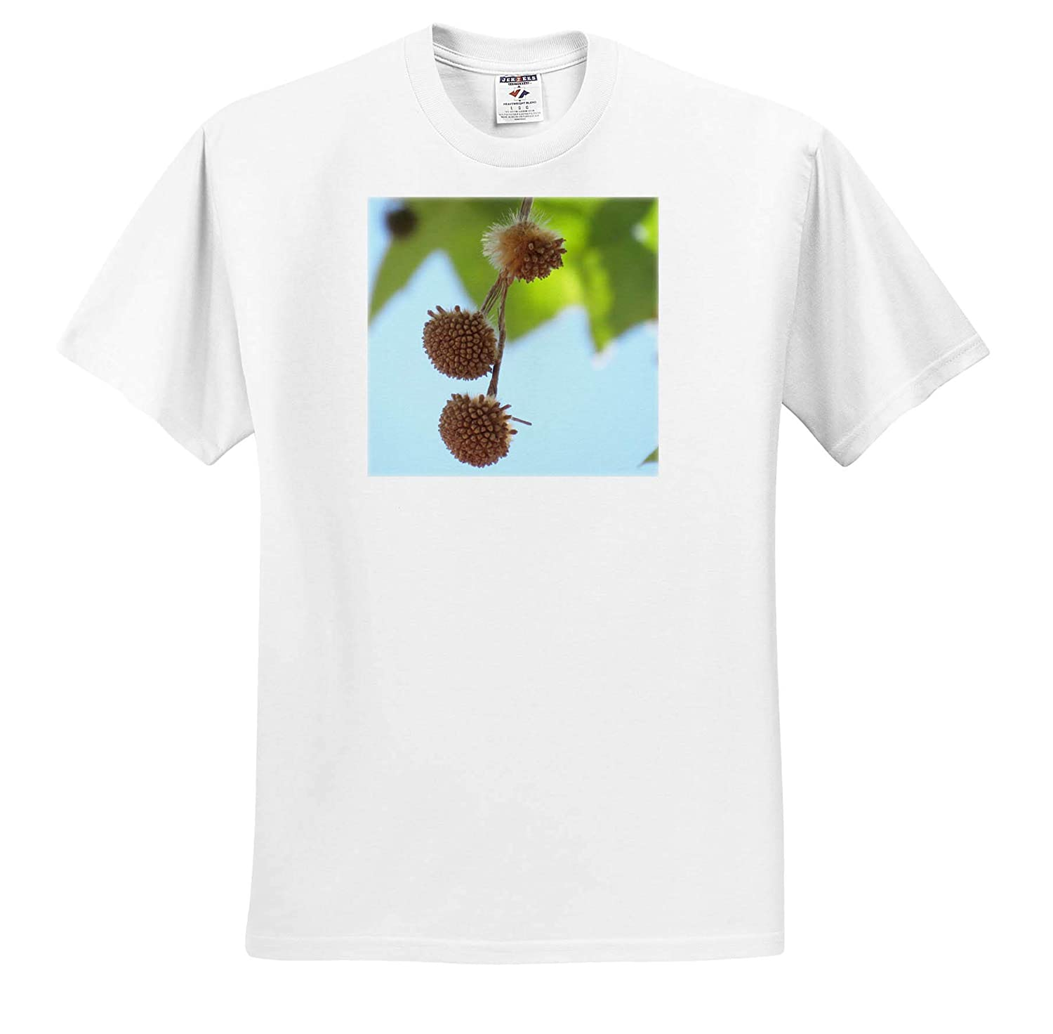 Buds Hanging on a Tree with Green Leaves in Back Toddler T-Shirt ts/_291077/_17 Jos Fauxtographee- Buds Hanging on Tree T-Shirts 4T