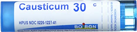 Boiron, Causticum 30 C Multiple Dose Tube, 80 Count by Boiron
