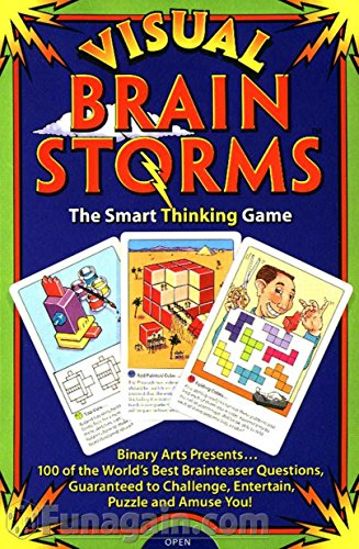 Visual Brainstorms Game by ThinkFun