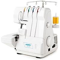 JUKI mo4s Machine à coudre tagliacuci professionnelle à 4fils avec différentiel/infilatura automatique/Facile à utiliser/Coupe et couture de qualité