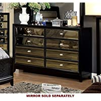 247SHOPATHOME Idf-7295D, dresser, Black