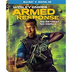 Armed Response (2017) [Blu-ray]