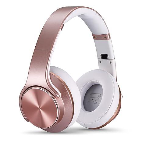 Auriculares de diadema para iPhone, Samsung, iPad, reproductor de mp3 y más,