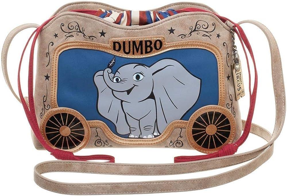 Bioworld Merchandising / Independent Sales Dumbo: Crossbody Bag Standard: Amazon.es: Ropa y accesorios