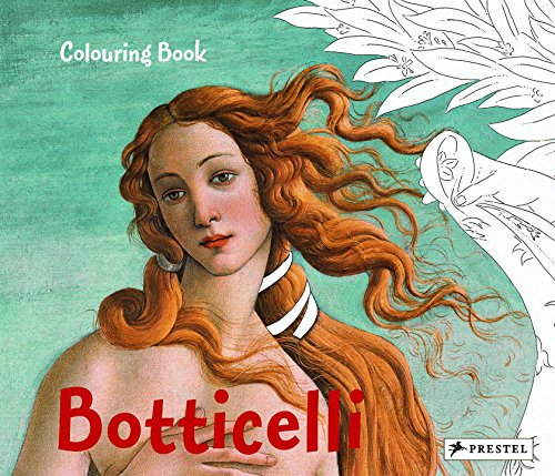 Botticelli: Coloring Book (Colouring Book)