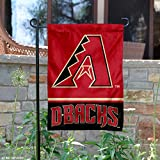 Arizona Diamondbacks Double Sided Garden Flag