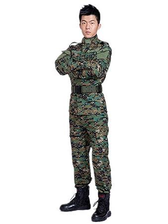 Amazon.com: Nueva serie traje de camuflaje Bdu Combate ...