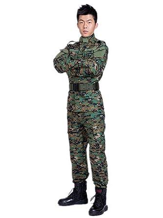 Noga Uniforme de Camuflaje Lucha BDU - Uniforme Militar ...