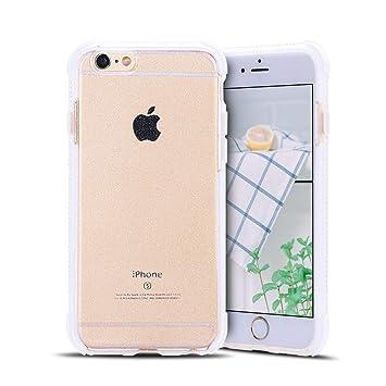 Anfire Funda para iPhone 6 / 6S Plus Carcasa, Silicona Case ...