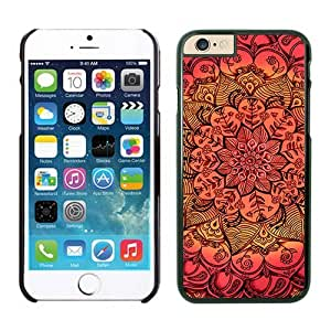BESTER Tribal patterns iphone 6 4.7inch case-pc hard (black)