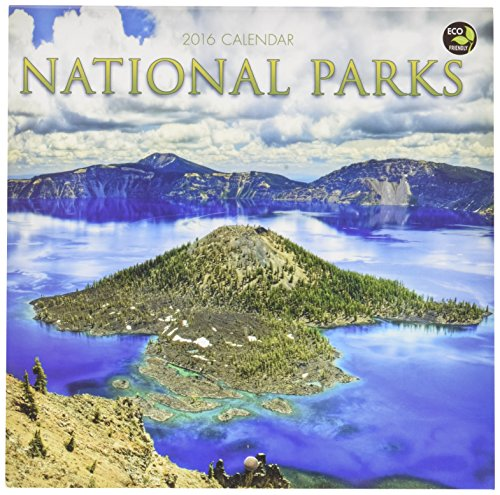 2016 National Parks Small Wall Calendar