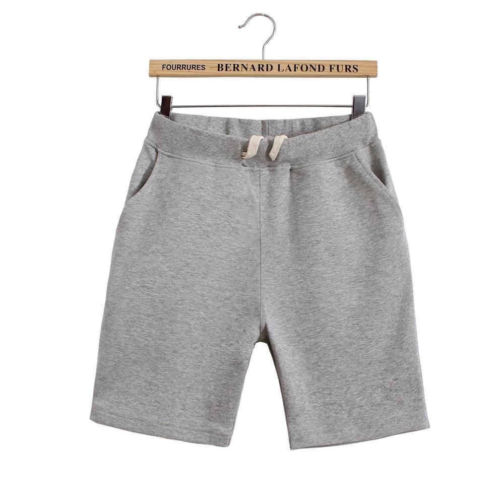Kaxima Baumwolle-Sport Hose Herren Sport Freizeit Sport Shorts Beach Shorts