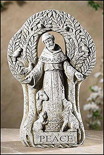 Francis Outdoor Statue - 4