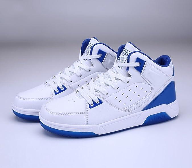Fashion Freizeitschuhe Damen Schuhe Sneakers Turnschuhe qzfi Blau 37