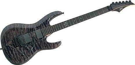 residía A3000 BST arkane 3000 Black SeeThru + Maletín de guitarra ...
