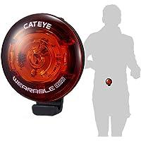 CATEYE Uniseks - draagbare mini-kleding voor volwassenen, rood, één maat