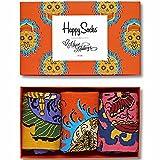 Happy Socks X Megan Massacre Gift Sock Set in 3 SIZE: 8-12