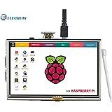 Elecrow 5インチHDMIディスプレイモニター 800x480解像度タッチスクリーン Raspberry Pi/Banana Pi対応