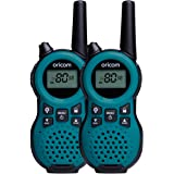 Oricom PMR795BL 0.5 Watt Handheld UHF CB Radio Twin Pack, Blue