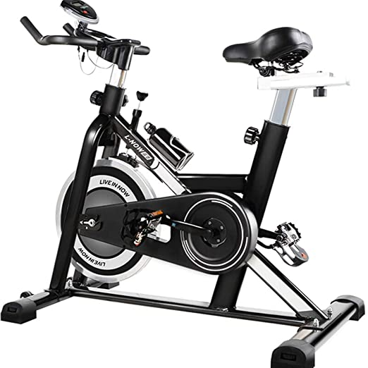 Cly Bicicleta silenciosa para el hogar Bicicleta estática de ...