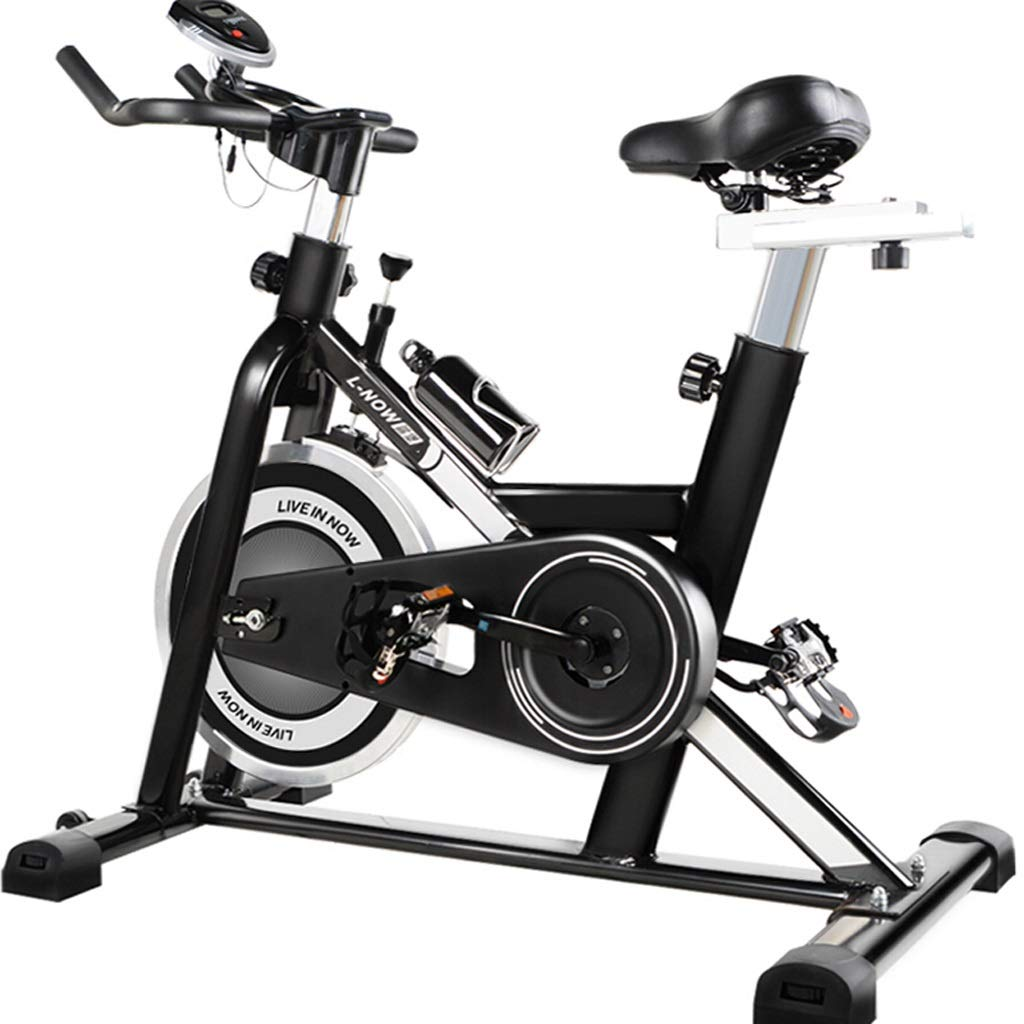 MX Home Silent Exercise Bike Luxury Indoor Exercise Bike Suitable for Internet Office Workers @