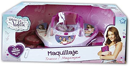 Violetta - Estuche maquillaje musical (Simba 5013436): Amazon.es: Ropa y accesorios