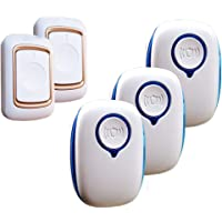 Doorbell Ältere Pager Wireless-Home-Türklingel Patientenbett Glocke Tragbare Alarmglocke,ChargingSection6