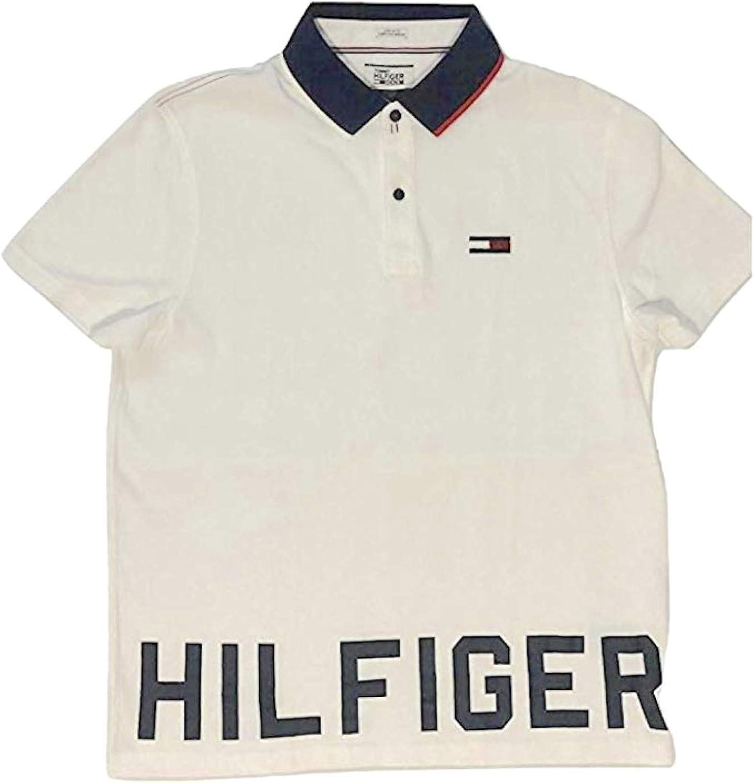 Tommy Hilfiger Denim Polo Men's Custom fit