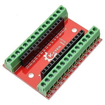 O Erweiterungsplatine Micro Sensor Uno R3 Leonardo nr Arduino Nano V3.0 I