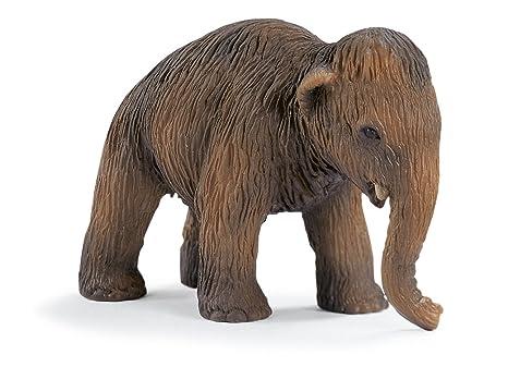 mammut giocattolo  Schleich 16523 - Animali preistorici, Cucciolo di mammut:  ...