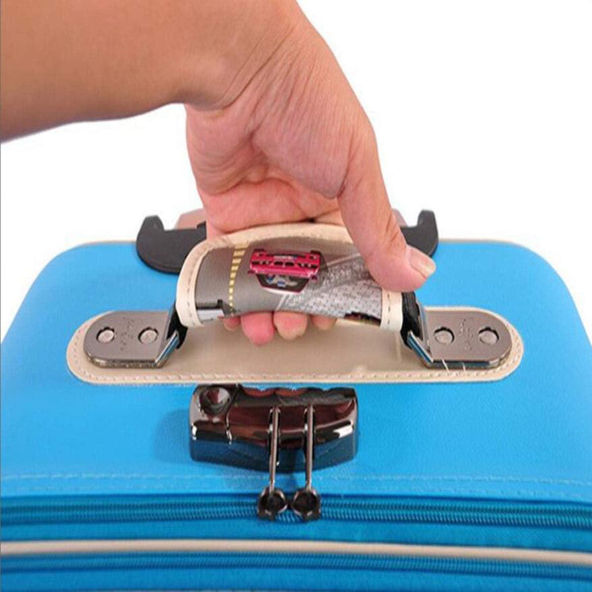 Aishanghuayi Suitcase for Portable and Expandable Business suitcases cm 35 23 57 Color : Khaki, Size : 161127 inch Size Blue