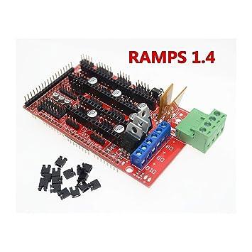 RAMPS 1.4 - Mando a Distancia para Impresora 3D: Amazon.es ...