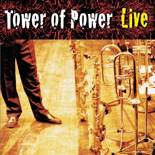 Maple Audio Tower - Soul Vaccination: Tower of Power Live by Tower of Power [1999] Audio CD