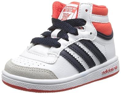 finest selection faced da92e adidas Originals Topten Hi I, Baskets mode mixte bébé - Blanc (WhiteHi