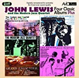 Four Classic Albums Plus (The Modern Jazz Sextet / No Sun In Venice / Grand Encounter / At The Opera House / The Modern Jazz Society Presents A Concert Of Contemporary Music) by John Lewis (2010-05-11)