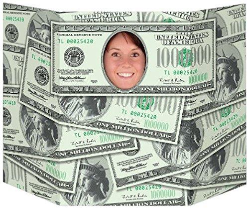 Million Dollar Smile Photo Prop Party Accessory (1 count) (1/Pkg)