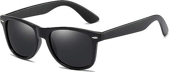Skevic Gafas de Sol Polarizadas Hombre Mujer - Gafas para Ciclismo, Deporte, Conducir, Running, Pesca, MTB, Esquí, Golf, Bicicleta etc. Gafas de Sol Hombre, Gafas de Sol Mujer Protección 100% UV400: Amazon.es: