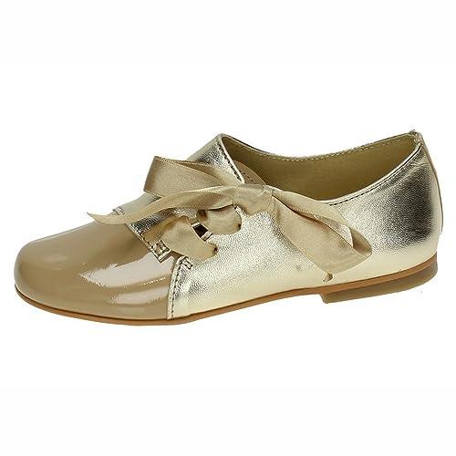 PANYNO E1915 Zapatos DE Piel NIÑA Merceditas  Amazon.es  Zapatos y  complementos c1d4616e419b6