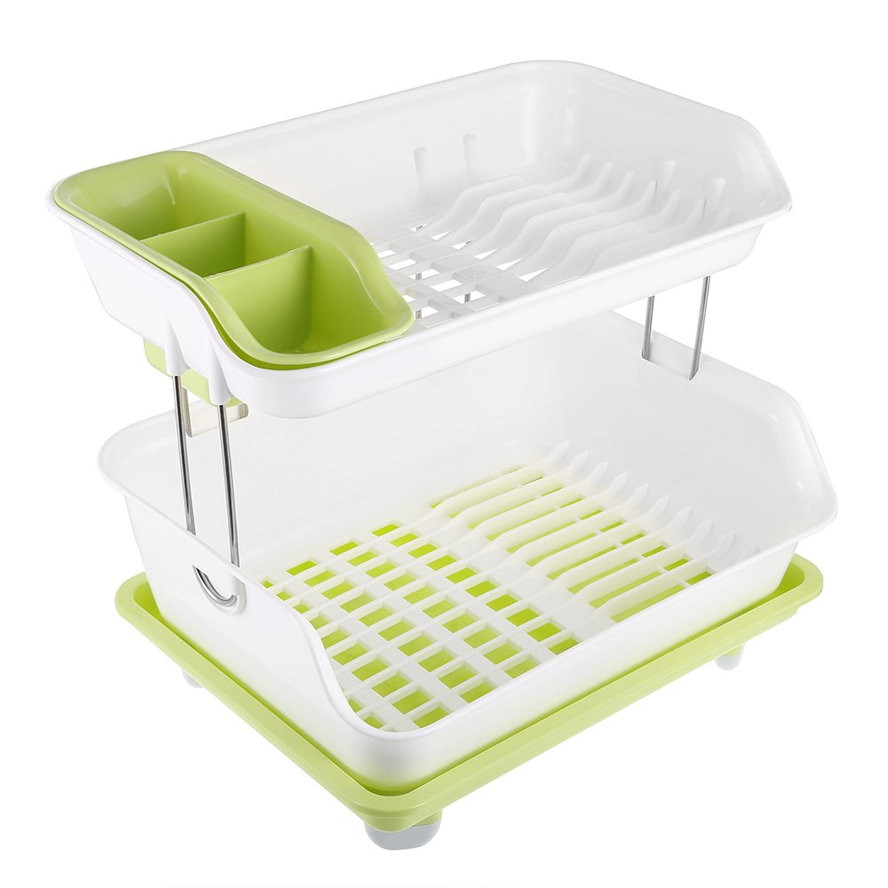 HUMTUS Scolapiatti da cucina (in plastica) Life-Plus
