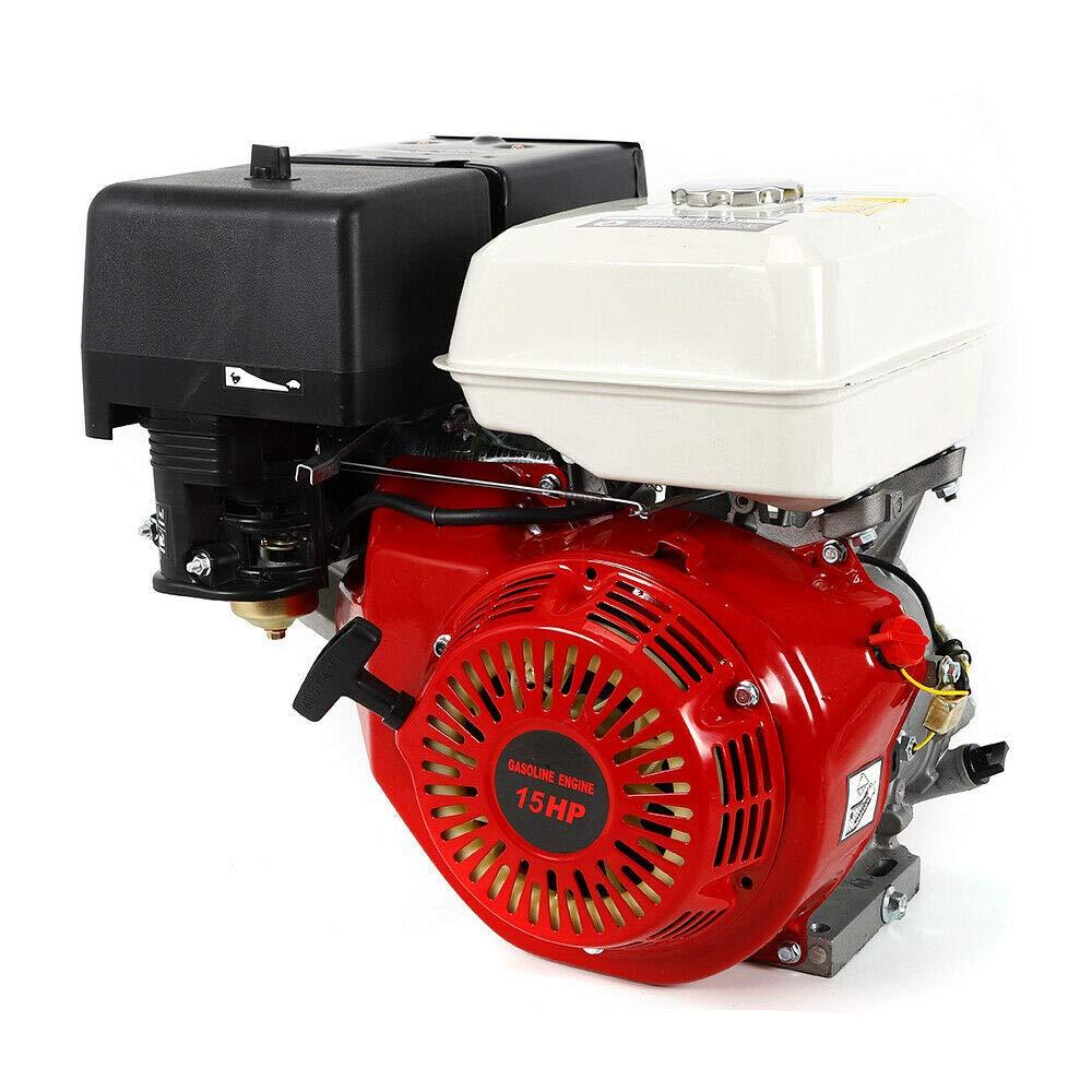 3600 rpm. 15 CV Motor de gasolina de 9 kW refrigeraci/ón carburador 4 tiempos