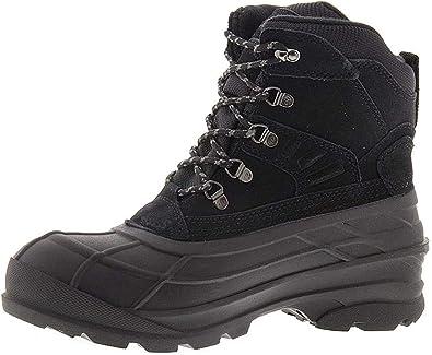 Amazon.com: Kamik Fargo Boot Mens Black