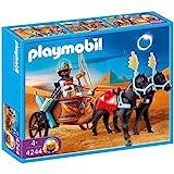 Playmobil - 4244 - Figurine - Pharaon et Char