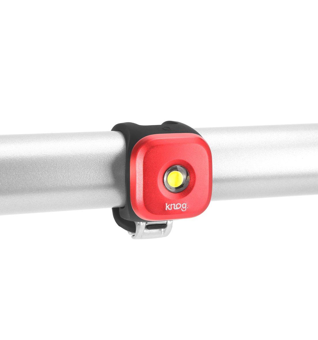 Knog Lampe Blinder 1 weiße LED Licht, Standard