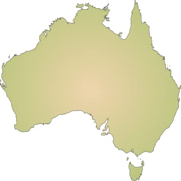 States And Territories Of Australia Map.Amazon Com Australia States Territories Geography Match Free