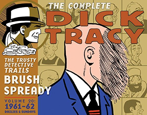 Complete Chester Gould's Dick Tracy Volume 20 [Chester Gould] (Tapa Dura)
