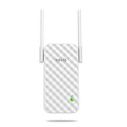 amazon com tenda n300 wi fi wall plug range extender a9