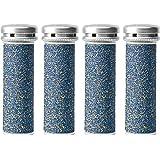 Emjoi Micro-Pedi Compatible Refill Rollers (Super Coarse) - Pack of 4