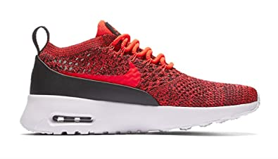 reputable site 9bc5a 5f1d4 Nike Women's Air Max Thea Ultra Shoe (6.5, Bright Crimson/Bright Crimson)