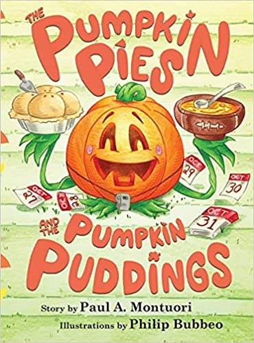 Book The Pumpkin Pies and The Pumpkin Puddings